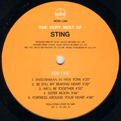 An englishman in new york sting lyrics